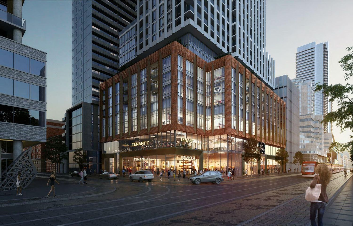 400 King West