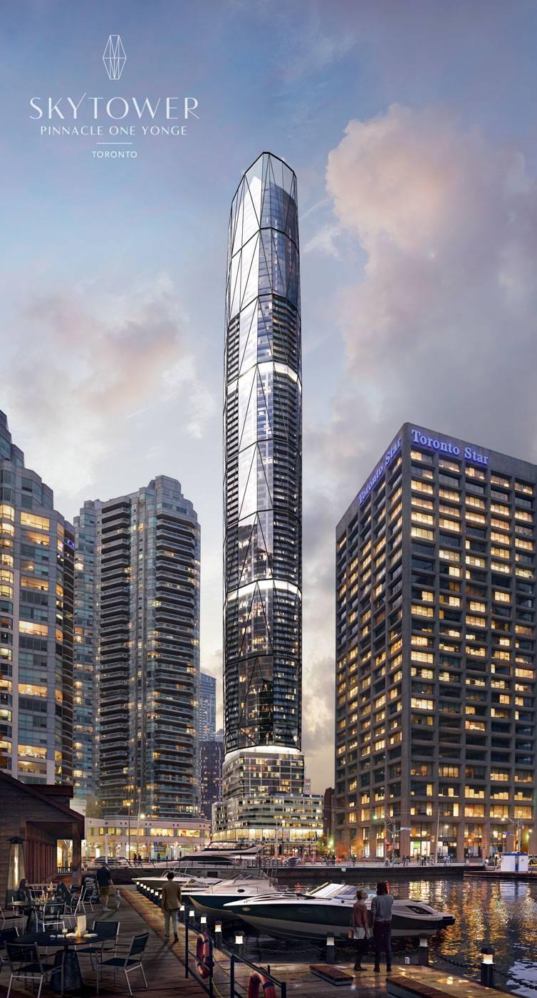 Sky Tower at Pinnacle One Yonge